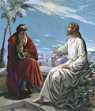 Nicodim si Isus