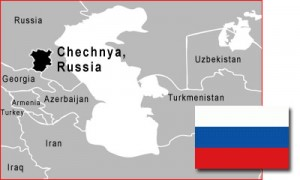 Cecenia desprinsa din RUSIA