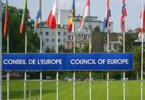 Consiliul Europei.