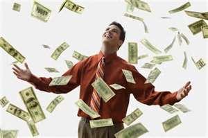 Fericirea in bani