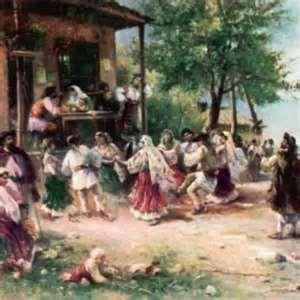 Hora de la Aninoasa - Theodor Aman