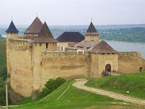 Cetatea Hotinului 2