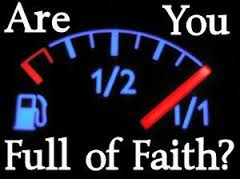 Are you Full of Faith
