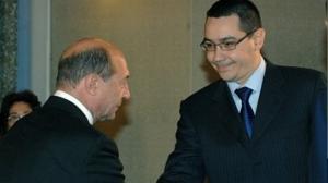 Basescu si Ponta