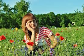 În lanul de flori