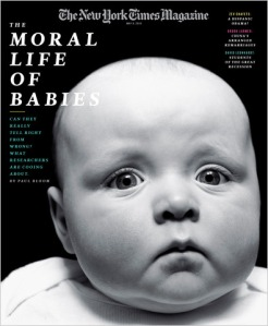 The Moral Life of Babies