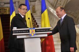 Basescu și Ponta