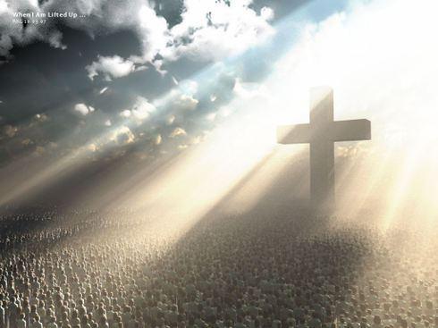 Crucea și lumina pascală