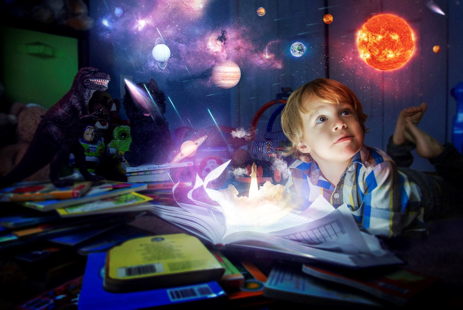 Image result for child imagination