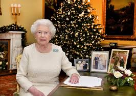 Queen Elisabeth's message of hope for Christmas
