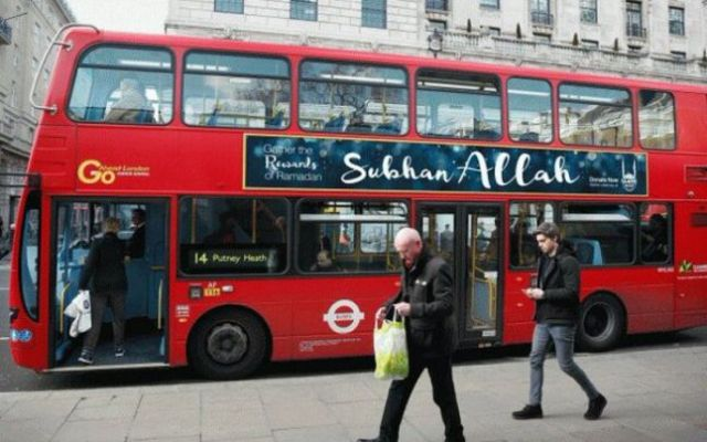 Autobuz Londra