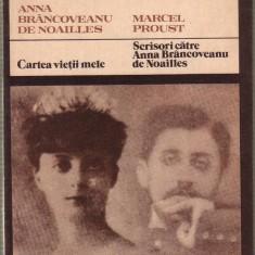 Ana de N. cu Marcel Proust