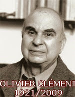 OLIVIER CLEMENT 1921-2009