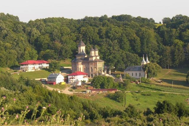 mănăstirea nicula